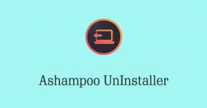 Ashampoo UnInstaller 10.00.13 Incl Crack [Latest] | Novahax