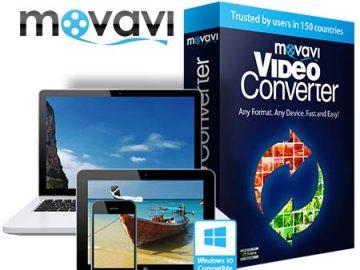 Movavi Video Converter Premium 21.5.0 Crack + Activation Key 2021